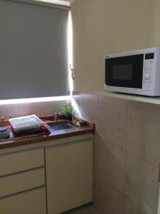 Apart Hotel Savona, Aparthotels  Capilla del Monte - big - 38