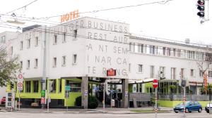 Вена - Hotel Hillinger