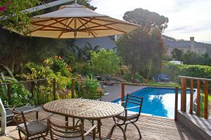 開普敦天堂山林小屋及豪華公寓 (Cape Paradise Lodge and Luxury Apartments)