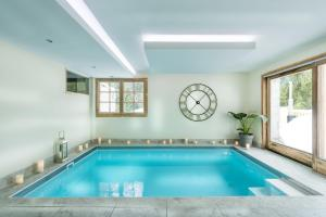 Double or twin Jasmin - Piscina Le Grand Joux