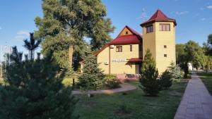 Парк-Отель Пересвет, Волжский