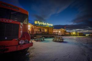 Mary-Ann's Polarrigg, Penziony  Longyearbyen - big - 26