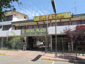 Hotel Plaza Los Andes