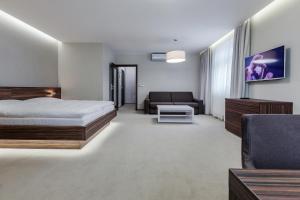 Hotel Morava, Hotels  Otrokovice - big - 21