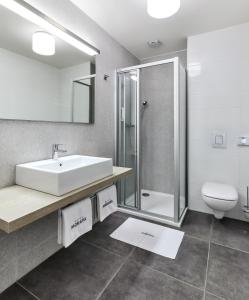 Hotel Morava, Hotels  Otrokovice - big - 4