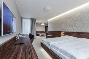 Hotel Morava, Hotels  Otrokovice - big - 12