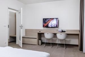 Hotel Morava, Hotels  Otrokovice - big - 9