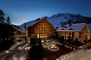 The Chedi Andermatt - Hotel