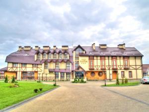 Отель Копа, Львов