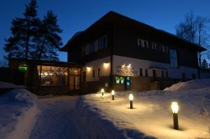 Orea Resort Devět Skal Vysočina, Hotely  Sněžné - big - 32
