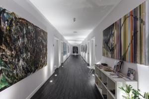 德安格丽一室公寓酒店