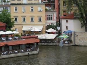Apartment Two Views - Charles Bridge, Apartmány  Praha - big - 36