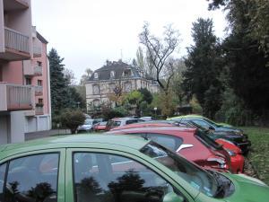 Résidence Klipfel Bartholdi, Apartmány  Colmar - big - 16