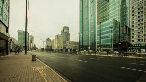 Apartamenty Varsovie Rondo ONZ, Ferienwohnungen  Warschau - big - 27
