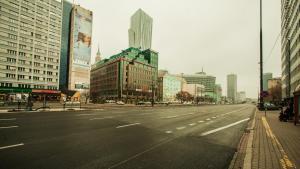 Apartamenty Varsovie Rondo ONZ, Ferienwohnungen  Warschau - big - 23