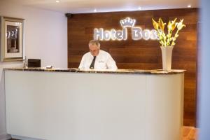 Hotel Boss, Hotels  Łódź - big - 18