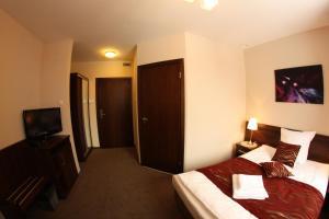 Hotel Kosmonauty Wrocław-Airport, Hotel  Breslavia - big - 16