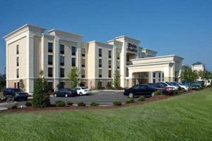 Hampton Inn & Suites Wilson I-95