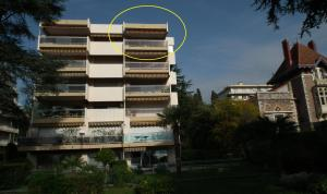 Apartment Montmorency, Ferienwohnungen  Cannes - big - 11