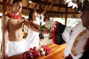 Sofitel Bora Bora Marara Beach Resort, Отели  Бора-Бора - big - 52