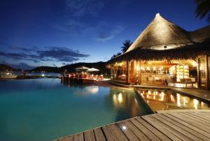 Sofitel Bora Bora Marara Beach Resort, Отели  Бора-Бора - big - 27