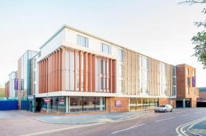 Сейнт Албанс - Premier Inn St Albans City Centre
