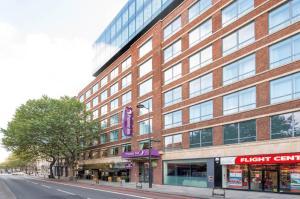 伦敦圣潘克拉斯普瑞米尔酒店 (Premier Inn London St.Pancras)