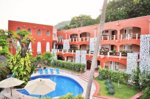 Сиуатанехо - Hotel Zihua Caracol