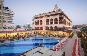 Анталья - Orange Palace Side - All Inclusive