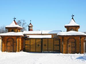 Загородный комплекс Гостевое Подворье Сергиева Заводь