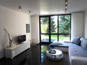 Apartment Black & White Neuss