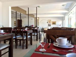 Apart Hotel Beira Mar, Отели  Пунта-дель-Эсте - big - 21