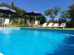 Apart Hotel Beira Mar, Отели  Пунта-дель-Эсте - big - 27