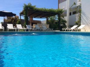 Apart Hotel Beira Mar, Отели  Пунта-дель-Эсте - big - 29