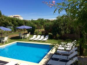 Apart Hotel Beira Mar, Отели  Пунта-дель-Эсте - big - 43