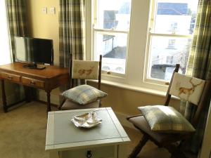 Keats Cottage, Bed & Breakfast  Shanklin - big - 7
