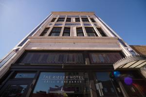 obrázek - The Rieger Hotel