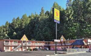 National 9 Inn - Placerville, Hotely  Placerville - big - 37