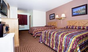 National 9 Inn - Placerville, Hotely  Placerville - big - 21