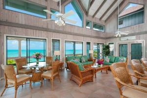 Sunset Point Oceanfront Villa