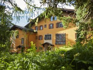 Hotel Chesa Spuondas - St. Moritz