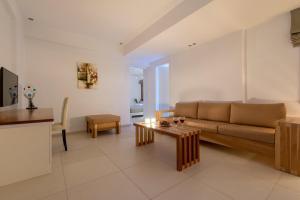 Anamnesis City Spa, Apartmanhotelek  Fíra - big - 27