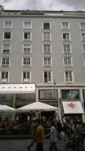 Vienna Apartment am Graben, Apartmanok  Bécs - big - 52