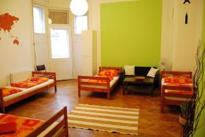 Boomerang Hostel(Budapest)