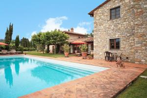 Villa in Chianti Area I, Vily  San Sano - big - 2