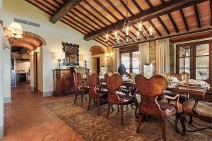 Villa in Chianti Area I, Vily  San Sano - big - 7