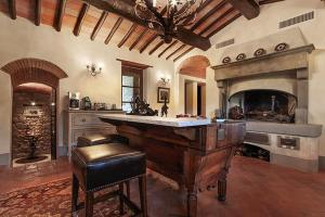 Villa in Chianti Area I, Vily  San Sano - big - 9