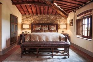 Villa in Chianti Area I, Vily  San Sano - big - 12