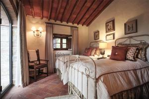 Villa in Chianti Area I, Vily  San Sano - big - 17
