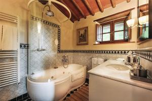 Villa in Chianti Area I, Vily  San Sano - big - 19